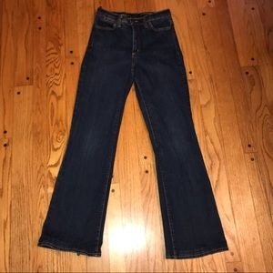 NOT YOUR DAUGHTERS JEANS BOOT CUT PANTS 6 R NYDJ